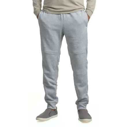 The North Face Heather Fleece Pants (For Men) in Tnf Light Grey Heather - Closeouts