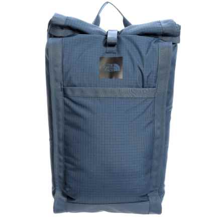 The North Face Homestead Roadsoda 43L Backpack in Shady Blue Ripstop/Shady Blue - Closeouts