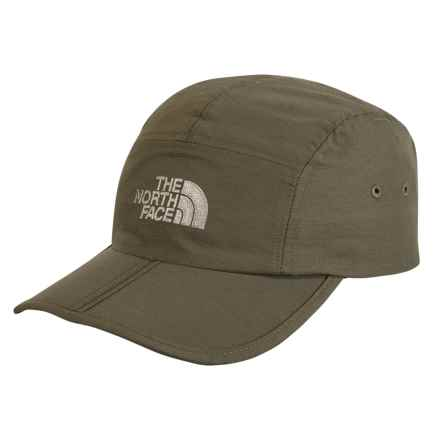 56e46aeba7e The North Face Horizon Folding Baseball Cap (For Men) in Grape Leaf Heather  -