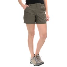 The North Face Horizon II Shorts - UPF 30 (For Women) in New Taupe Green - Closeouts