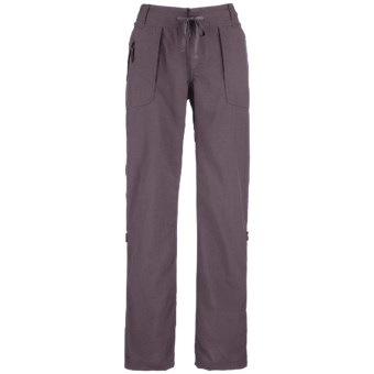 The North Face Horizon Tempest Pants - Roll-Up Legs (For Women) in Sonnet Grey