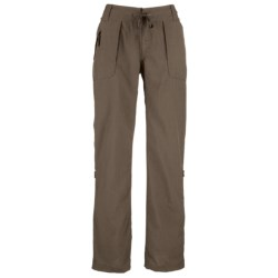 The North Face Horizon Tempest Pants - Roll-Up Legs (For Women) in Weimaraner Brown