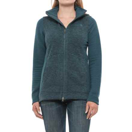 The North Face Indi 2 Parka (For Women) in Ink Blue Heather - Closeouts
