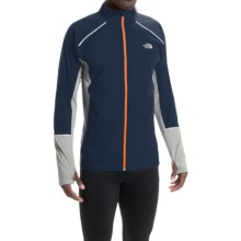 The North Face Isolite Jacket (For Men) in Cosmic Blue/Monument Grey Heather - Closeouts