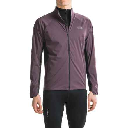 The North Face Isolite Jacket (For Men) in Knight Purple/Tnf Black - Closeouts