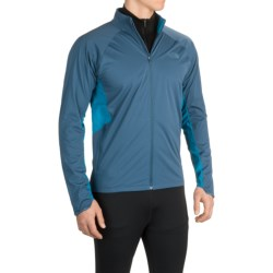 The North Face Isolite Jacket (For Men) in Shady Blue/Banff Blue