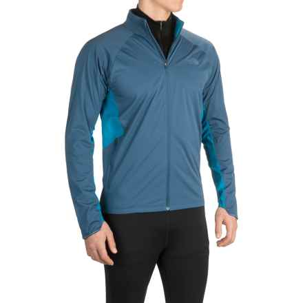 The North Face Isolite Jacket (For Men) in Shady Blue/Banff Blue - Closeouts