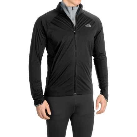 The North Face Isolite Jacket (For Men) in Tnf Black/Tnf Black - Closeouts