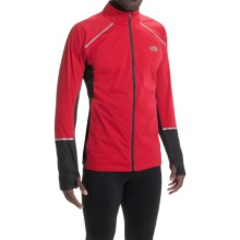 The North Face Isolite Jacket (For Men) in Tnf Red/Tnf Black Heather - Closeouts