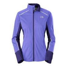 The North Face Isolite Jacket (For Women) in Starry Purple/Garnet Purple Heather - Closeouts