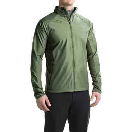 The North Face Isotherm Jacket (For Men) in Climbing Ivy Green/Chive Green - Closeouts