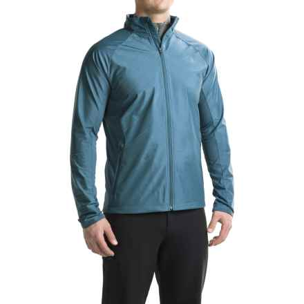 The North Face Isotherm Jacket (For Men) in Shady Blue/Blue Aster - Closeouts
