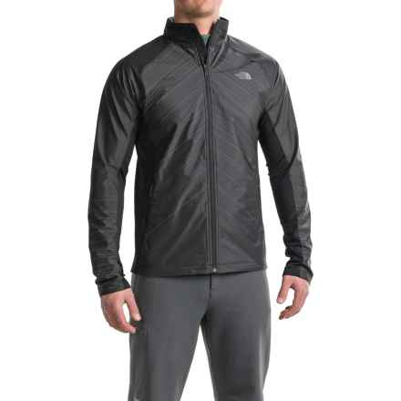 The North Face Isotherm Jacket (For Men) in Tnf Black/Mid Grey - Closeouts