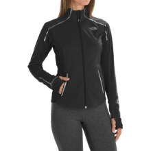 The North Face Isotherm Windstopper® Jacket (For Women) in Tnf Black - Closeouts