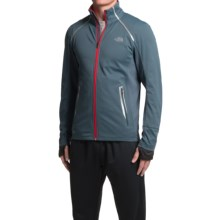 The North Face Isotherm Windstopper® Running Jacket (For Men) in Conquer Blue - Closeouts