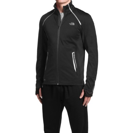 The North Face Isotherm Windstopper(R) Running Jacket (For Men)