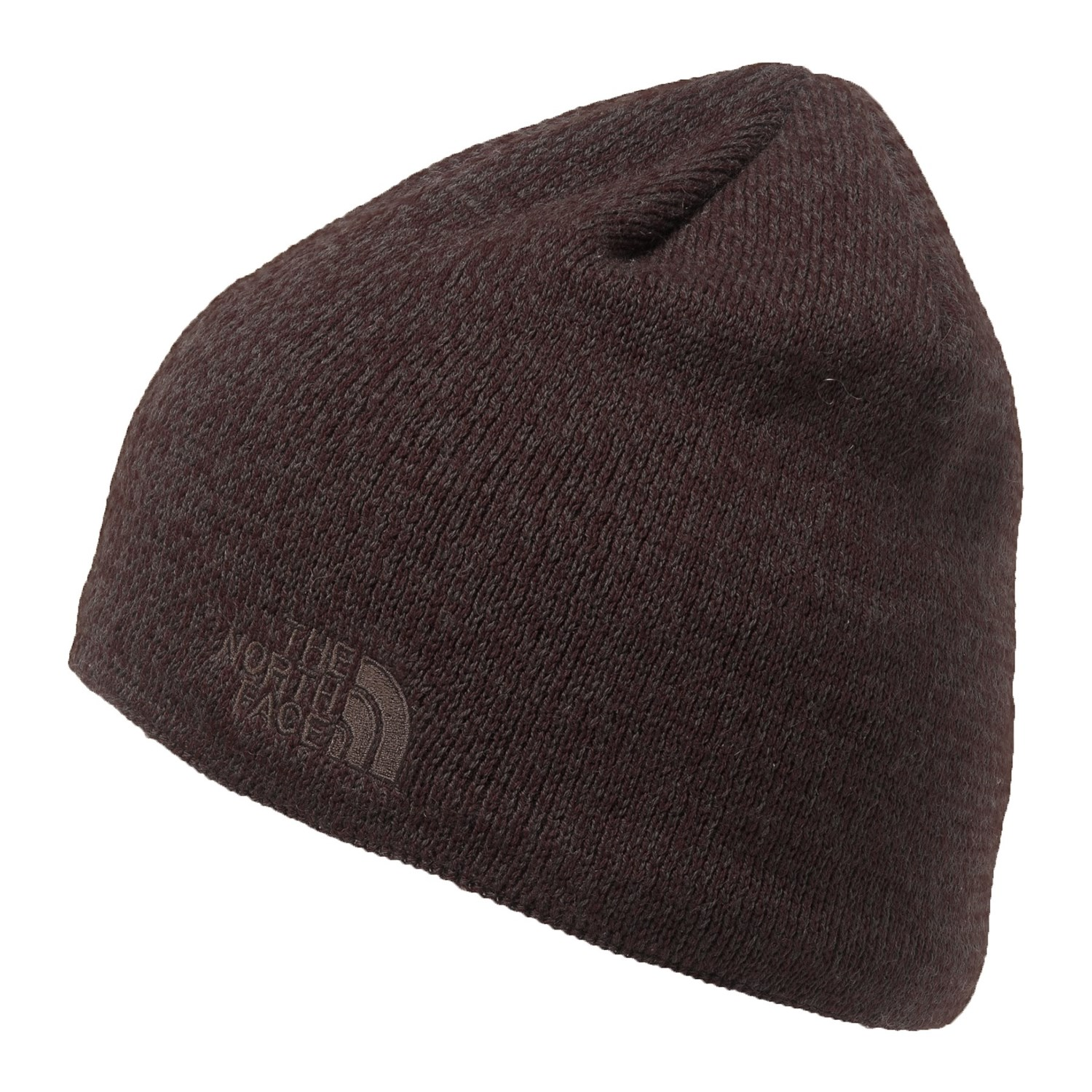 b03a1e8478abf North Face Jim Beanie Hat - Parchment N Lead