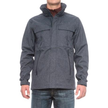 The North Face Kassler Field Jacket - Waterproof (For Men) in Urban Navy Heather