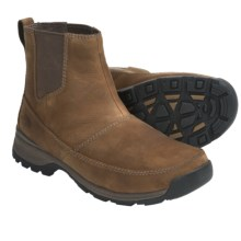 The North Face Ketchum Pull-On Boots - Waterproof, Insulated (For Men) in Pecan Brown/Dark Earth Brown - Closeouts