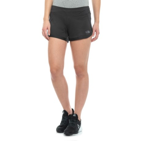 The North Face Kick Up Dust Shorts - Built-In Briefs (For Women) 21dd01f9e