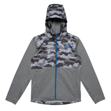3e33d6440c9c5 The North Face Kickin It Hoodie (For Little and Big Boys) in Mid Grey