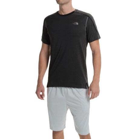 The North Face Kilowatt Crew Shirt - Short Sleeve (For Men)