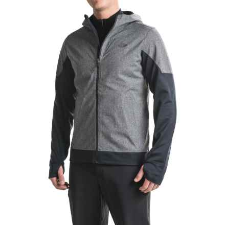 The North Face Kilowatt Jacket (For Men) in Tnf Dark Grey Heather/Tnf Black - Closeouts