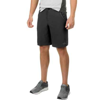 "The North Face Kilowatt Pro Shorts - 10"" (For Men) in Tnf Black - Closeouts"