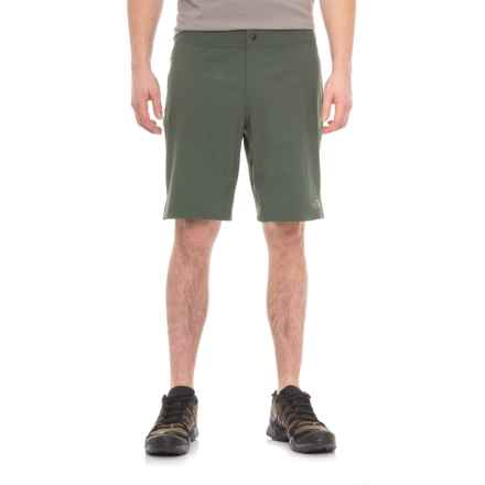 The North Face Kilowatt Shorts - UPF 50 (For Men) in Climbing Ivy Green - Closeouts