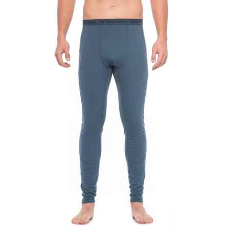 The North Face Light Base Layer Pants (For Men) in Shady Blue - Closeouts