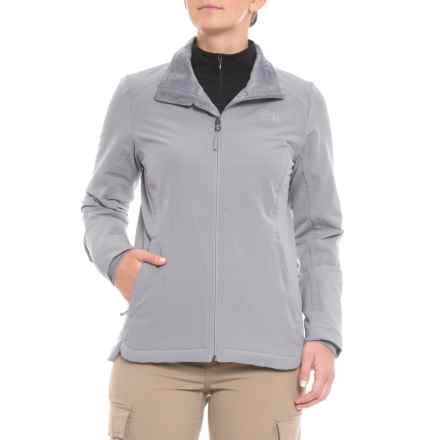 The North Face Lisie Raschel Jacket (For Women) in Mid Grey - Closeouts