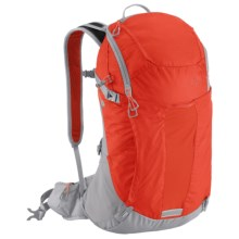 The North Face Litus 32 Backpack in Acrylic Orange/Power Orange - Closeouts