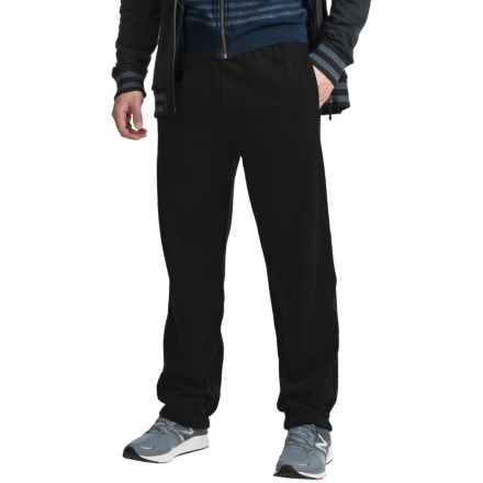 The North Face Logo Sweatpants - Cotton Blend (For Men) in Tnf Black - Closeouts