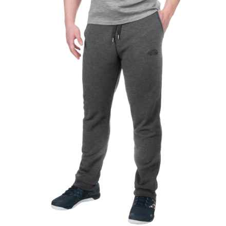 The North Face Logo Varsity Pants (For Men) in Tnf Dark Grey Heather(Std) - Closeouts