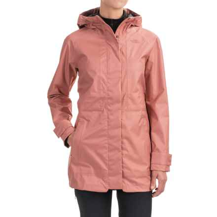 The North Face Lynwood Parka - Waterproof (For Women) in Light Mahogany - Closeouts