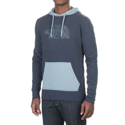 The North Face Mac-Vey Hoodie (For Men) in Cosmic Blue Light Heather(Std) - Closeouts
