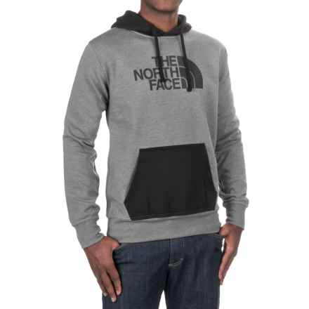 The North Face Mac-Vey Hoodie (For Men) in Tnf Dark Grey Heather(Std) - Closeouts