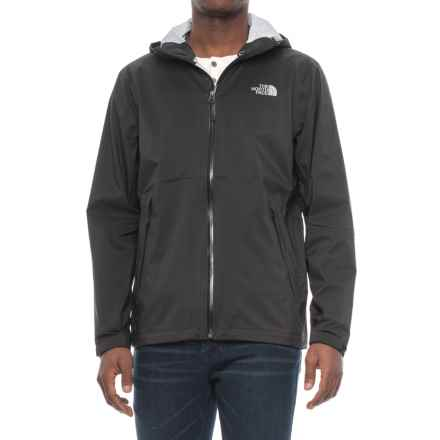 The North Face Matthes Jacket - Waterproof (For Men) in Tnf Black/Tnf Black - Closeouts