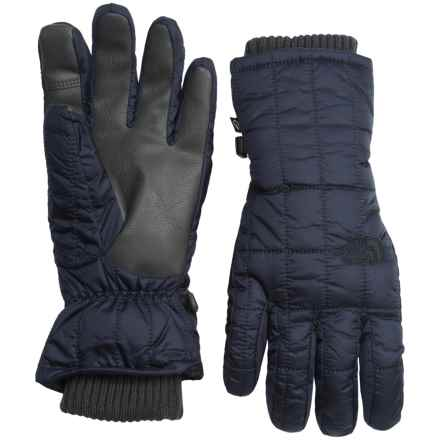 The North Face Metroplis Etip® Gloves - Insulated (For Women) in Urban Navy - Closeouts