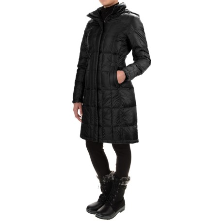 The North Face Metropolis Down Parka - 550 Fill Power (For Women)