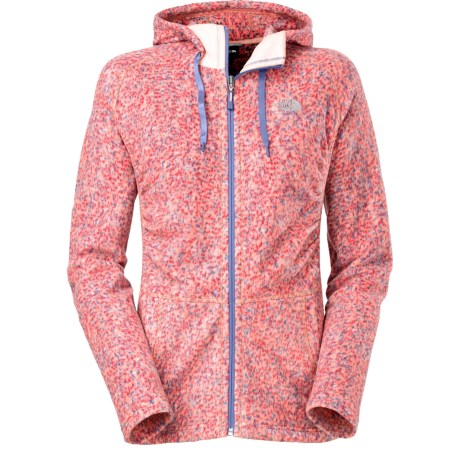 The North Face Mezzaluna Fleece Jacket (For Women)