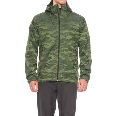 The North Face Millerton DryVent® Jacket - Waterproof (For Men) in Thyme Tigrid Camo - Closeouts