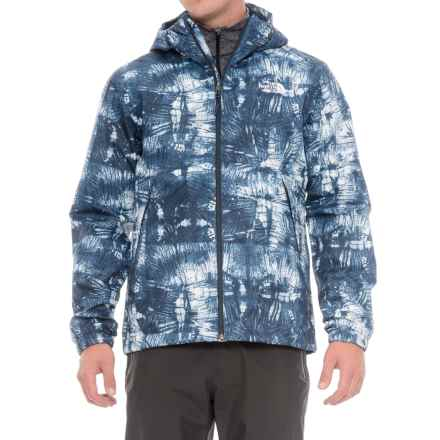 The North Face Millerton DryVent® Jacket - Waterproof (For Men) in Urban Navy Shibori Print - Closeouts