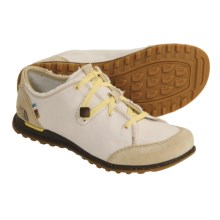 The North Face Molly Shoes - Canvas (For Women) in Eggnog White/Butter Yellow - Closeouts