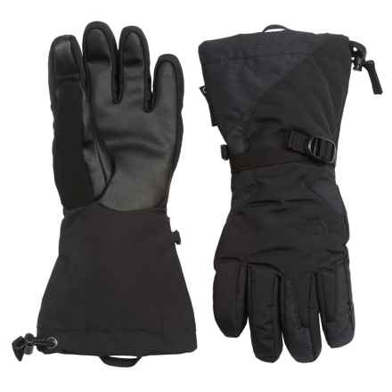 The North Face Montana Etip Gloves - Waterproof, Insulated, Touchscreen Compatible (For Women) in Tnf Black - Closeouts