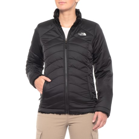 3ec184433 cheapest the north face womens mossbud swirl insulated reversible ...