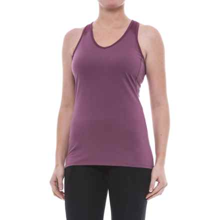 The North Face Motivation Lite Racerback Tank Top (For Women) in Amaranth Purple - Closeouts