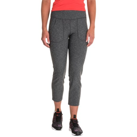 The North Face Motivation Slim Capris (For Women) in Tnf Dark Gray Heather