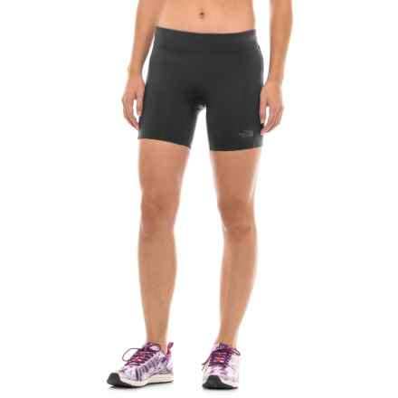 The North Face Motus II FlashDry® Short Tights (For Women) in Tnf Black - Closeouts