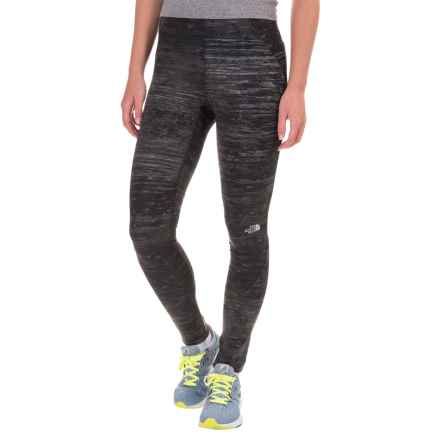 The North Face Motus II Tights (For Women) in Tnf Black City Lights Print - Closeouts